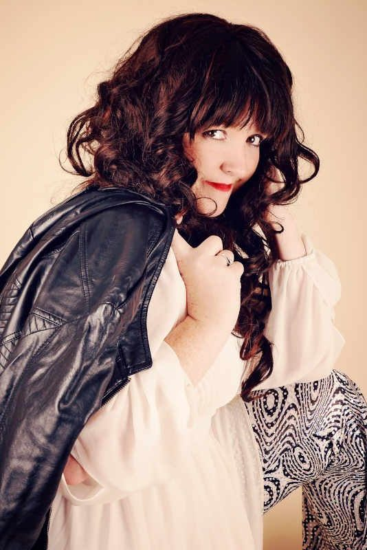 Maddie Cole performs her eclectic 70s show, featuring her tributes to Kate Bush, Suzi Quatro, Abba and Disco Divas